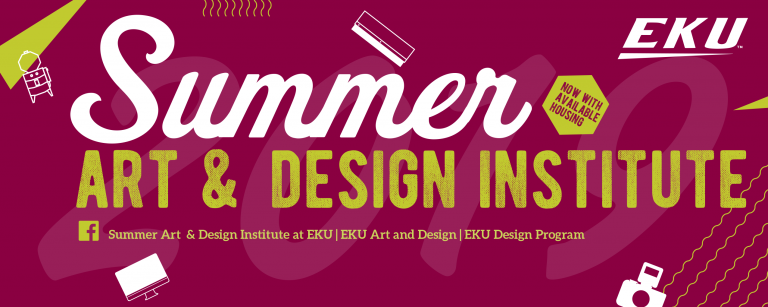 Art and Design Summer banner